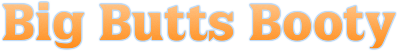 Big Butts Booty Logo