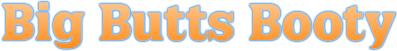 Big Butts Booty Logo